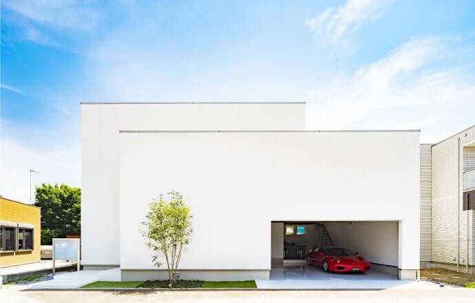 建築家とつくるデザインオーダー住宅 HOMA
