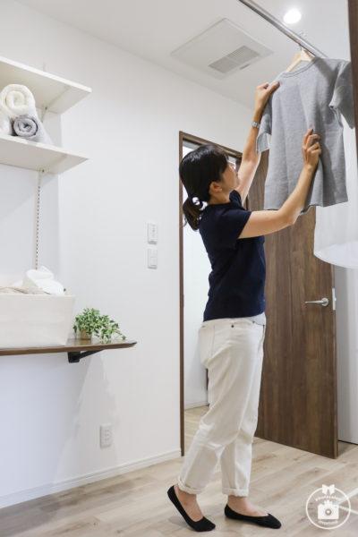 女性目線でおすすめしたい!―洗面脱衣室を工夫して家事ラクを目指そう―