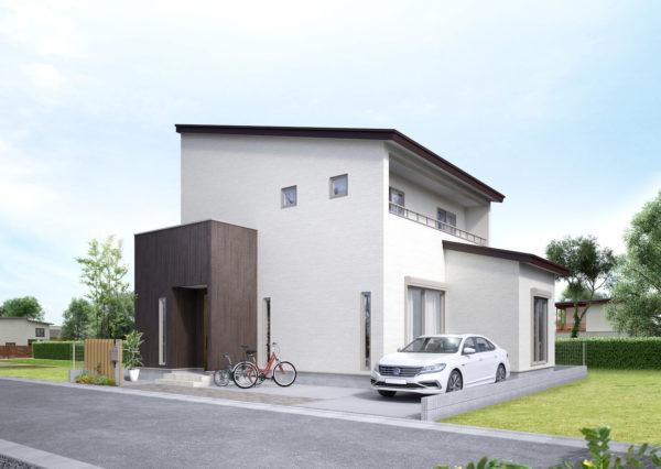 かみくぼ住宅のモデルハウス「Famille(ファミーユ)」をご紹介します―前編―