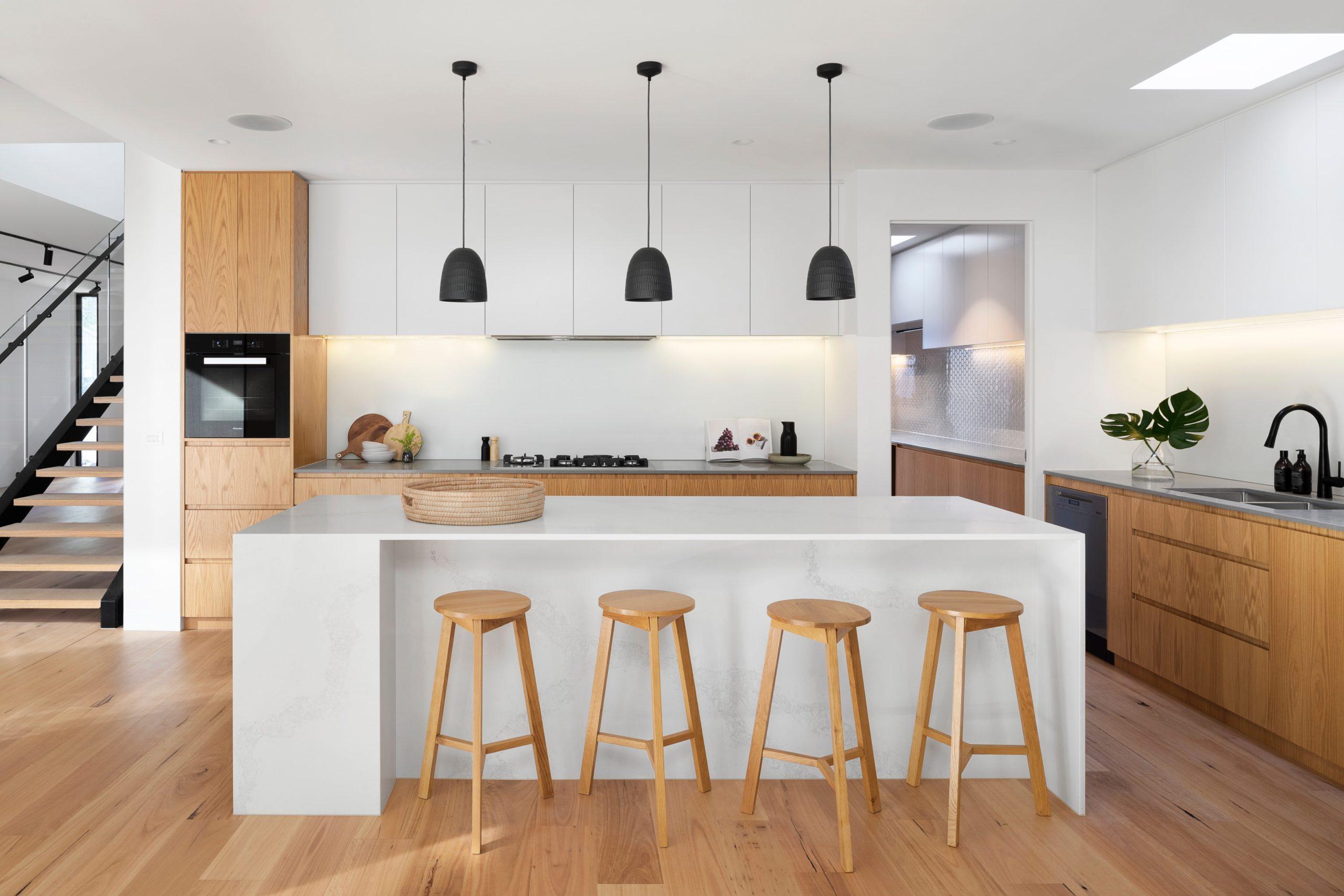 二世帯住宅の間取りのポイント1 キッチンは分ける?