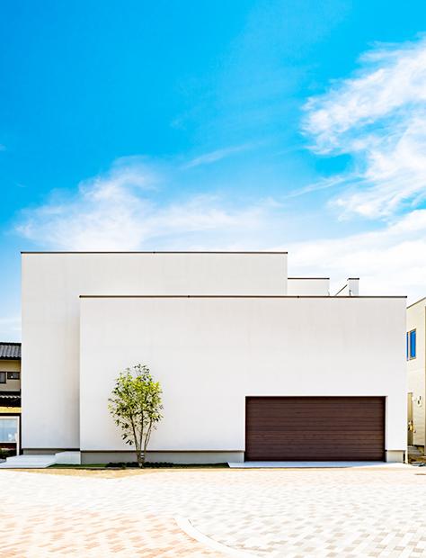 一流建築家とゼロから創り上げる 世界にただひとつの自由設計。